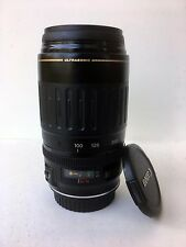 Canon EF 100-300mm f/4.5-5.6 USM Lens/ includes caps and filter