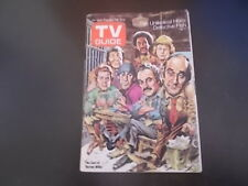 Barney Miller - TV Guide Magazine 1976