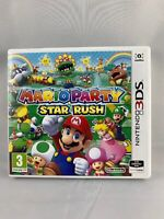 NINTENDO 3DS GAME- MARIO PARTY Star Rush