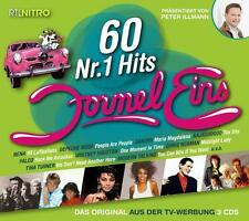 Formel Eins - 60 Nummer 1 Hits (Best of) von Peter Illmann (2013)