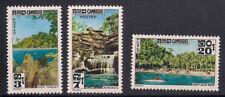 Kambodscha 1963 Sc #123-25 MNH (2-8251)