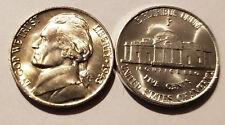1943-P Jefferson Silver War Nickel Choice/Gem BU No Reserve