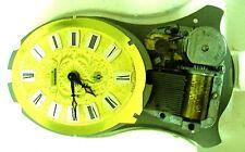 Mouvement pendule clock Réveil & musique musik Swania Doctor Zhivago 4809 Uhr