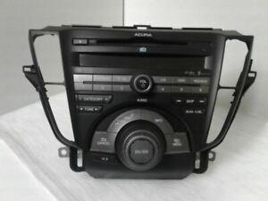 Radio Receiver CD Player 2010 Acura TL 39100-TK4-A200
