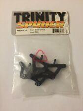 Trinity Itsy Bitsy Spyder Rear & Front Shock Tower Set TRI30516