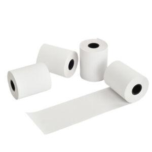Shredable Paper Roll Refills for Parrot Toys - 4 Rolls