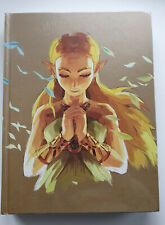 The Legend of Zelda Breath of the Wild Limited Collectors Edition Expanded Guide