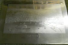 Steel Plate with Bird's Eye View of Toledo. by Magnus, Charles
