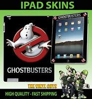 Apple Ipad 2 , 3 ,3G, 4G Wifi Adhesivo de Vinilo Fantasma Busters Logo