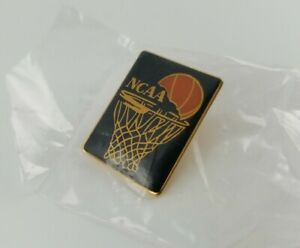 Vintage NCAA Basketbal Lapel Pin Final Four Championship March Madness