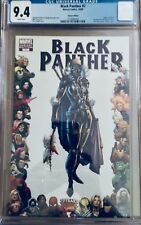 BLACK PANTHER #7 CGC 9.4, 2009, 70th ANNIVERSARY COVER, PRESIDENT OBAMA CAMEO!
