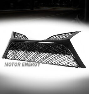 For 18-20 Toyota Camry SE XSE Front Bumper Center Lower Grille Grill Gloss Black