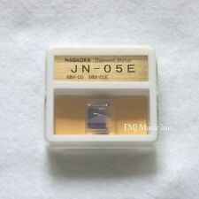 Nagaoka Elliptical stylus JN-05E Japan made for AUREX C-310M  Official New F/S