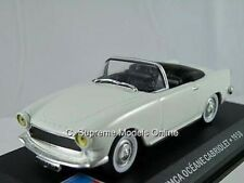 SIMCA OCEANE CABRIOLET 1958 CONVERTIBLE SPORTS CAR MODEL 1/43 OPEN TOP K0376 ~#~