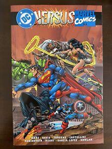 DC Versus Marvel Comics Complete Collection TPB NM MARVEL DC VS. MARVEL