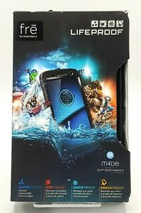 """New Waterproof Case by Lifeproof Fre for 5.5"""" Motorola Droid Maxx 2 Colors"""