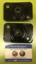 MGF / MG TF / LE500 PAIR OF POWDER COATED RAD / RADIATOR MOUNTS / MOUNTINGS