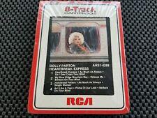 "Vintage Dolly Parton 8-Track Tape! (Heartbreak Express) ""Single Women"" Sealed"
