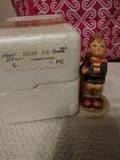Goebel hummel figurines Happy Hiker Tmk-5 (1979-1990)