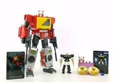 New Transformers KFC Toys MP Proportion Blaster Transistor Figure MISB in Stock