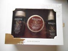 Kerastase Aura Botanica For Healthy Glowing Hair Travel Set NIB