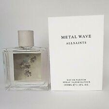 ALLSAINTS METAL WAVE EDP 100ml Eau De Parfum Spray Unisex New in box OVP