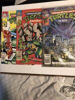 Teenage Mutant Ninja Turtles Adventure Lot #41, 40, 1991 Archie Comics Vintage