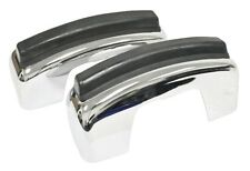 Empi Chrome Bumper Guards VW Bug VW Beetle 1968 -1973 Front Or Rear Pair 98-0751