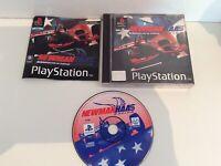 Ps1 PlayStation 1 Newman Haas Racing