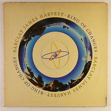"12"" LP - Barclay James Harvest - Ring Of Changes - B4450 - washed & cleaned"