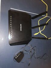 NETGEAR R7450 Nighthawk AC2600 Dual Band WiFi Router NO BOX Pre Owned Works