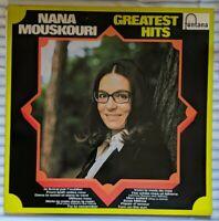 Nana Mouskouri Greatest Hits Fontana Rec Netherlands 1973 Stereo 6830 154