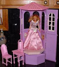 Mattel BARBIE Rapunzel & Enchanted Tower with vanity