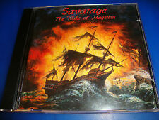 SAVATAGE import cd THE WAKE OF MAGELLAN  free US shipping