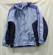 Columbia Womens Coat Size Medium Periwinkle Portland Oregon Good Used Condition