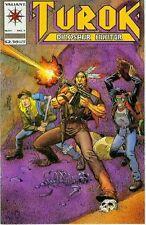 Turok, Dinosaur HUNTER # 5 (Valiant, USA, 1993)