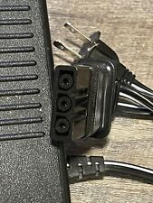 Model N Sewing Machine Foot Pedal - Brother Janome 3 Prong Fc-304 27 *See Plug*