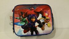 Disney Big Hero 6 Lunch Box -BRAND NEW - Licensed Product for KIDS
