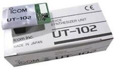 ICOM UT-102 SINTESI VOCALE PER IC-706 IC-821H IC-756PRO IC-746 IC-R75 IC-R8500