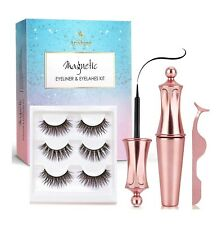 Arishine Magnetic Eyeliner and Magnetic Eyelash Kit - Magnetic Eyelashes