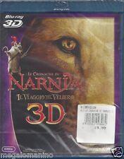 Blu-ray 3D «LE CRONACHE DI NARNIA ♥ IL VIAGGIO DEL VELIERO» nuovo 2010