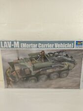 Trumpeter LAV-M Light Armoured Mortar Carrier Vehicle 1:35 Model Kit