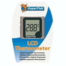 Superfish Non Submersible Digital LCD Thermometer Aquarium Fish Tank