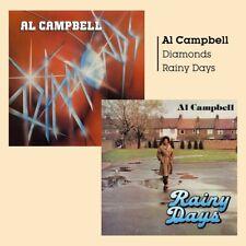 AL CAMPBELL - RAINY DAYS/DIAMONDS   CD NEU