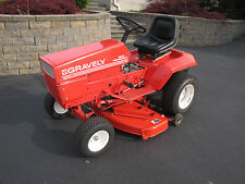 """Gravely 16G Tractor With 50"""" Mower"""