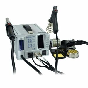 Aoyue 2703A+ All in one Digital Hot Air Rework Station -220 Volts