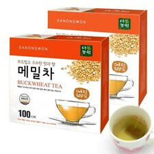 Korean Danongwon Tartary Buckwheat Tea 200Tea bag (100T x 2 Box)