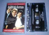 THE ANDREWS SISTERS THE BEST OF cassette tape album T5633