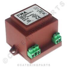 TR02 240 - 12 V Mini Secteur TRANSFORMATEUR 240 V - 12 V Rated 20VA lainox R65180420