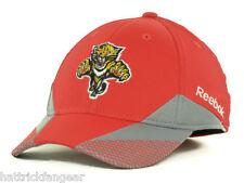 Florida Panthers Reebok M252Z NHL Hockey Practice Stretch Fit Cap Hat L/XL